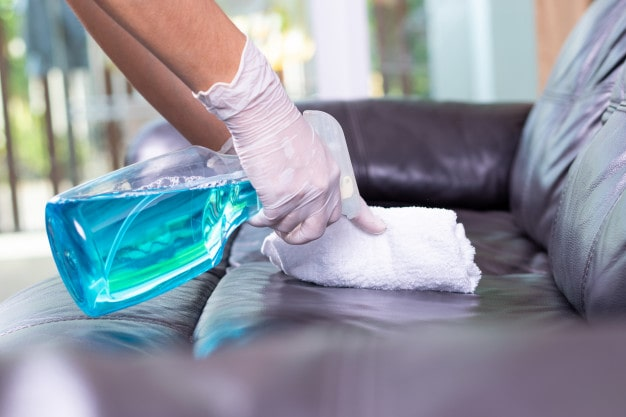 Cheap leather couch cleaning services Melbourne