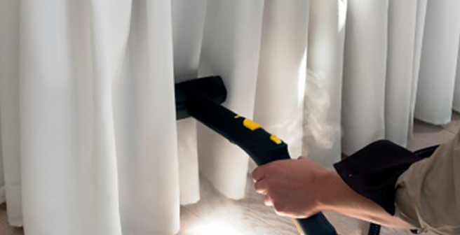 Curtain Stream cleaning services in Melbourne